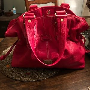 Gorgeous Leather Dooney and Bourke Satchel